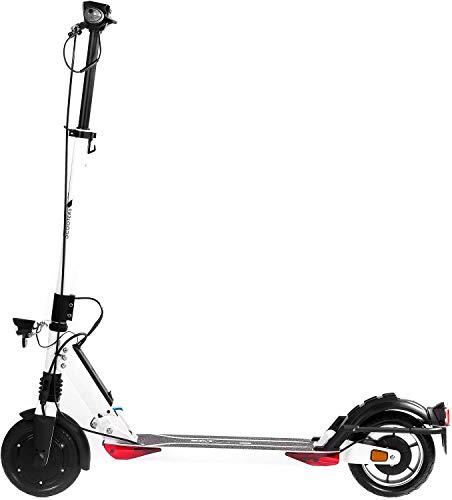 SXT Light Plus V/Facelift Escooter matt blau Elektroscooter Elektroroller
