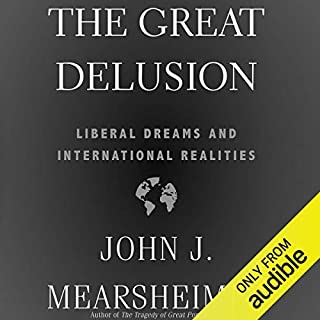 The Great Delusion audiobook cover art