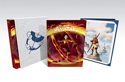 AVATAR ART OF THE LAST AIRBENDER ART OF THE ANIMATED SER DLX: second edition (Avatar: the Last Airbender)