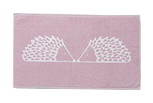 Scion living Tapis de Bain, Coton, Blush, 90 x 50 cm