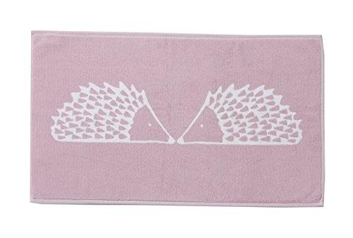 Scion living Tapis de Bain, Coton, Blush, 90 x 50 cm