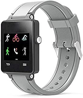 Replacement Wrist Band Silicone Watch Strap for Garmin ...