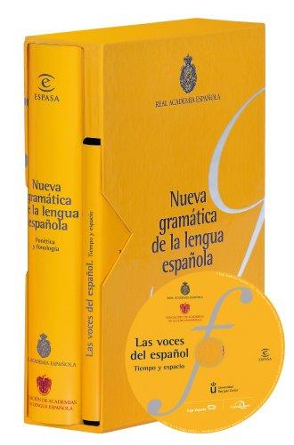 Nueva gramática de la lengua española. Fonética y fonología (NUEVAS OBRAS REAL ACADEMIA)