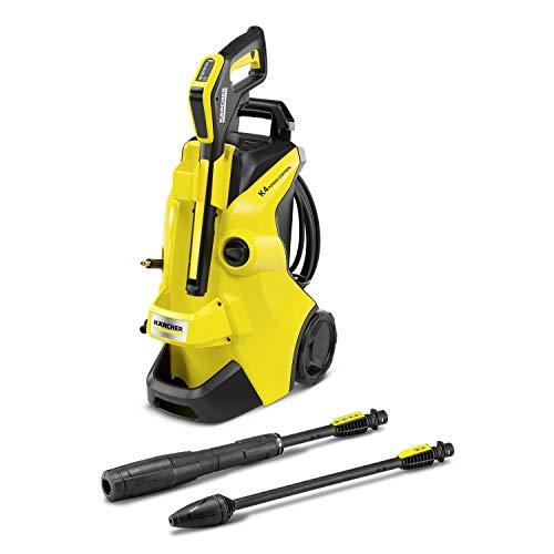 Kärcher 13240320 K 4 Power Control High Pressure Washer, 1800 W, Yellow