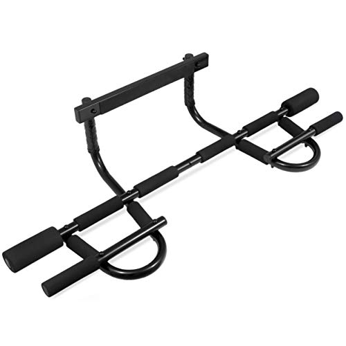 Tescat Pull Up Bar Doorway, Special-U Multi-Grip Pull-UP/Chin-UP BAR Trainer, Household Door Pull-Up Auxiliary Horizontal Bar Complex Exercise for Indoors Home Fitness Gym