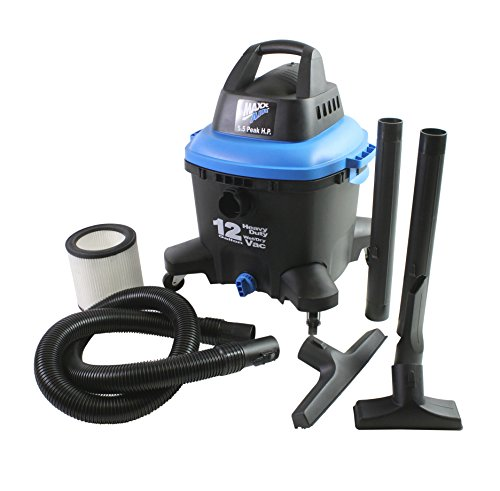 Ventamatic WDV12 12 Gallon Commercial Wet/Dry...