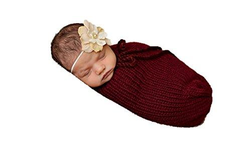 recién nacido Baby Girl/Boy Crochet Knit Costume Foto Fotografía Prop sombreros trajes...