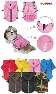 Base Jumper Rain Coat, Pink Small