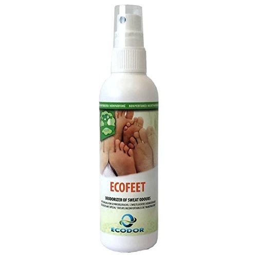 RESORBB - EcoFeet 100 ml. Geruchsneutralisation von Schweißgeruch bei Menschen