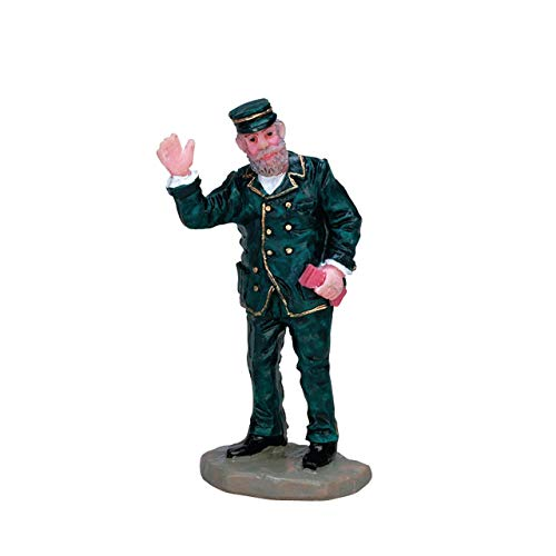 Lemax Village Collection The Conductor #72424