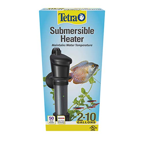 Visit the Tetra HT Submersible Aquarium Heater With Electronic Thermostat on Amazon.