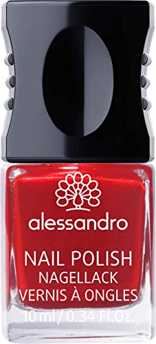 alessandro Alessandro nagellack 25 fire und flame 1er pack 1 x 10 ml