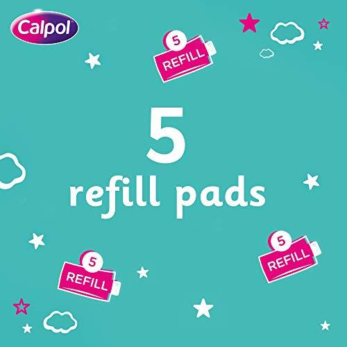 Calpol Vapour Plug Refill Pads Lavender & Chamomile 3+ Months, Pack of 5