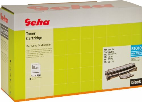 Geha Toner für Samsung ersetzt Nr. ML-2010D3 schwarz