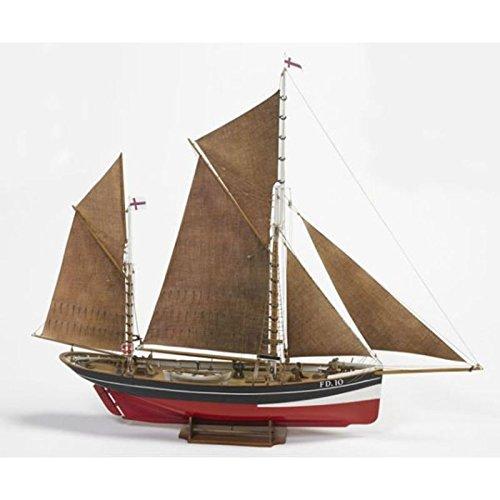 Rekening boten schaal 1: 50 model