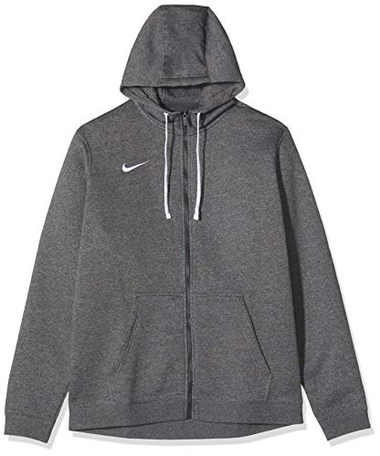Nike Herren Club 19 Jacke, Grau (Charcoal Heather/Anthracite/White/White 071), XX-Large (Herstellergröße: 2XL)