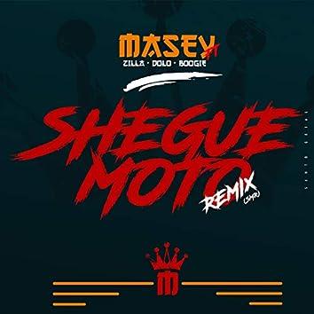 Shegué Moto (feat. Dolo, Boogie, Zilla) [SMR Remix]