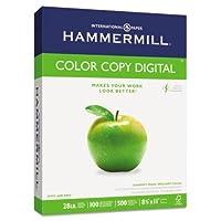 10246-7 コピー用紙 100輝度 28ポンド 8 1/2 X 11インチ フォトホワイト 500/リーム 500/Ream 102467