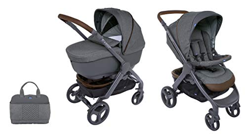 Chicco Crossover Duo Style Go Up, Cool Grey