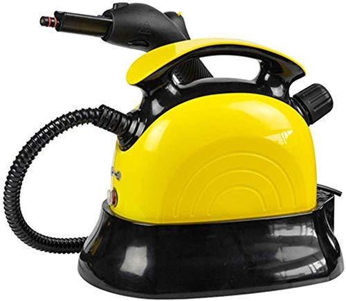 LLDKA Limpiador de Vapor, vaporizador de Vapor de Vapor Multifuncional con Accesorios para la mayoría de los Pisos, Ventanas, Alfombra, Prenda