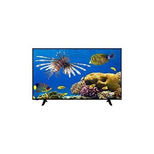 Continental Edison Android Smart TV LED 4k Uhd - 55' 139cm - HDR 10 -WiFi - Bluetooth - Hdmix4 - Usbx2