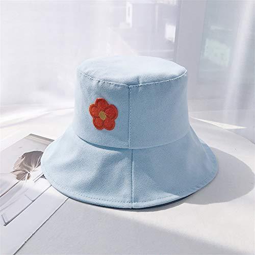 DANJIA Japanse minimalistische bloempotten hoed zonnehoed wind HyunA HyunA literaire mooie zachte zus zomer zonnehoed