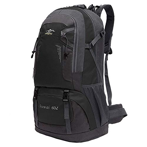 OcioDual Mochila de 60 litros para Senderismo Marcha de Montaña Trekking Camping Deporte