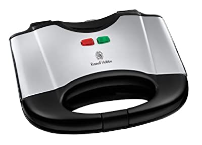 Russell Hobbs 2-Portion Sandwich Toaster - Stainless Steel