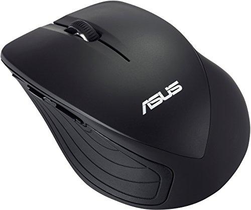 Asus WT465 Optische Maus (wireless, USB) schwarz
