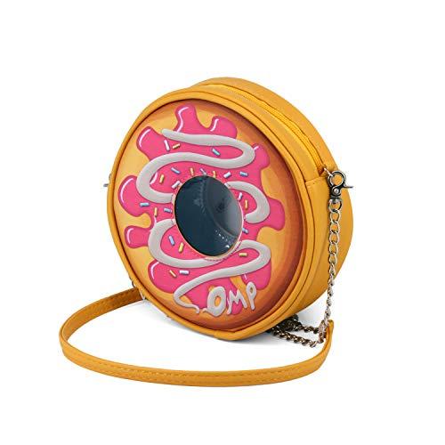 Oh My Pop! Popnut schoudertas, 18,5 cm, roze