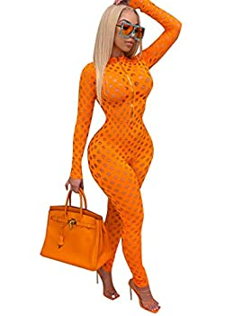 Best see through jumpsuit Reviews