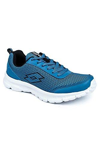 Lotto Men's Splash Blue/Black Running Shoes
