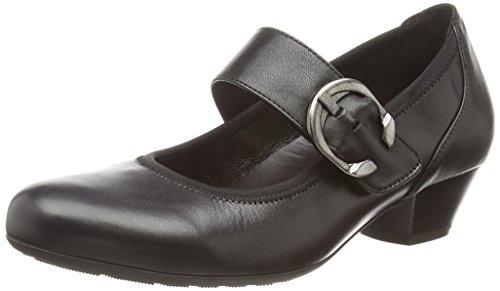 Gabor Shoes Damen Trotteur Pumps, schwarz 57), 37.5 EU