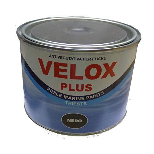 Bootsmotoren Discount Velox Antifouling für Propeller, Wellen und Trimklappen 500ml schwarz