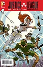 Justice League Gods & Monsters Wonder Woman #1 1:10 Darwyn Cooke Variant