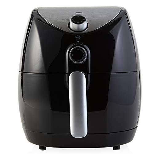 Continental Electric PS-DF329 Air Fryer, 3.2 Liter, Black