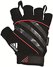 Adidas Training Gloves Red red red Size:Large