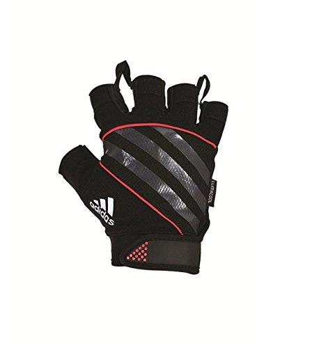 Adidas Performance Gloves Unisex Handschuh, Rot/Schwarz, L