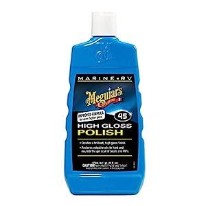 Meguiar's M4516 Marine/RV Polish & Gloss Enhancer