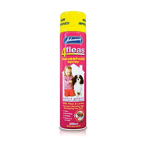 Johnsons 4fleas hogar Spray 600ml (6)
