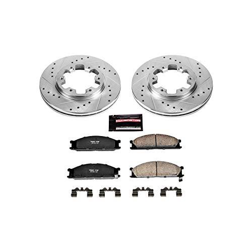 nissan 1988 disc rotors - 5