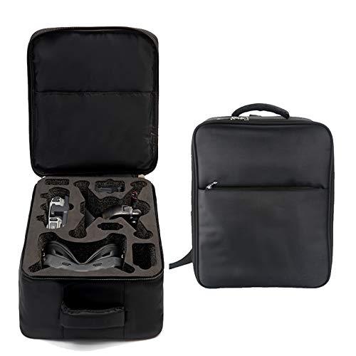 DJFEI Tragetasche für DJI FPV Combo Drone, Nylon wasserdichte Aufbewahrung Tragetaschen Koffer Box Rucksack für DJI FPV Combo Drone