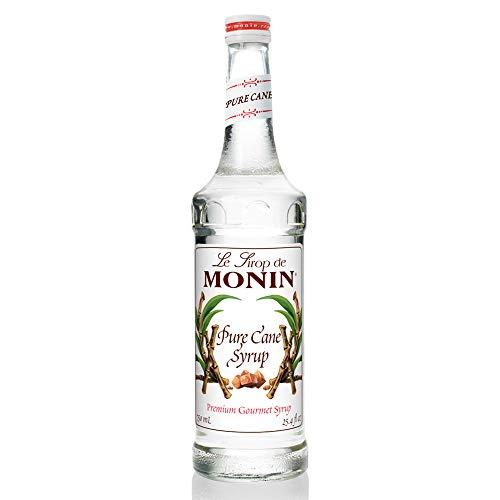 Monin - Pure Cane Syrup (750 Milliliters) - 25.4 Fl Oz