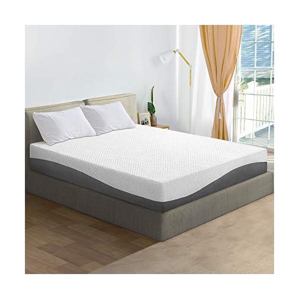 Olee Sleep Aquarius Memory Foam Mattress