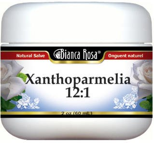 Xanthoparmelia 12:1 Salve 2 oz Free shipping anywhere in the nation Lowest price challenge - ZIN: Pack 521662