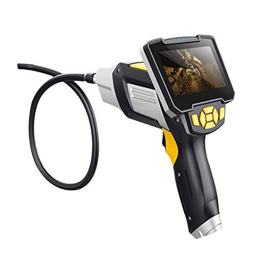 LF Teslong 4,3-Zoll-Farb-HD 1080P-LCD-Endoskop-Röhrenspiegel, wasserdichte IP67-Erkennungskamera, Industrielle Digitalspule Mit 8 Mm Durchmesser
