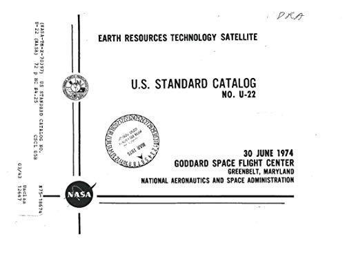 US Standard Catalog no. U-22. [LANDSAT imagery for June 1974] (English Edition)