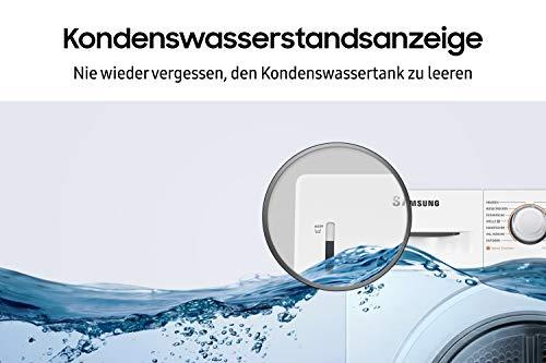Asciugatrice Samsung dv80m5210iw