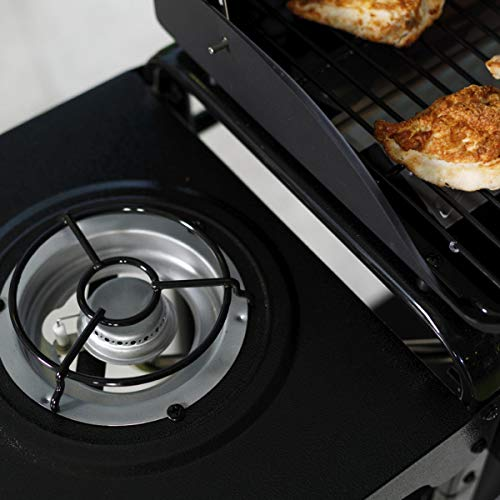 Outback Omega 250 2 Burner Gas BBQ