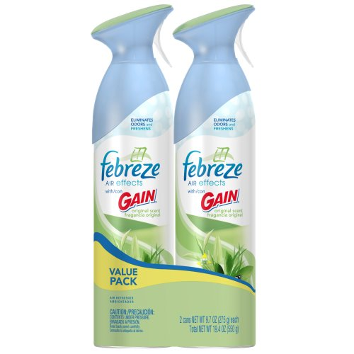 Febreze Air Freshener, Air Effects Gain Original Air Freshener (2...